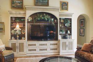 custom made wall cabinet
