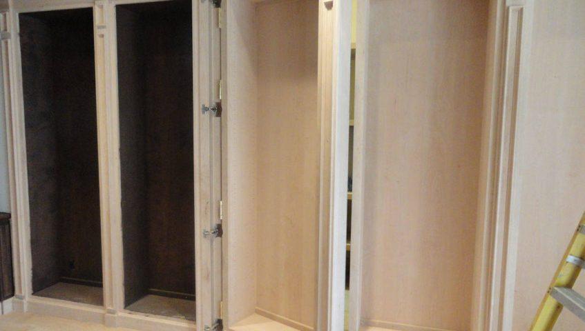 custom closet raw