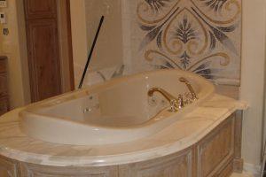 custom bath base