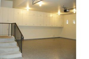 custom made garage cabinets